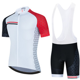reflective cycling jersey sets NZ - New Team Cycling Jersey Customized Road Mountain Race Top Cycling Clothing max storm bike wear racing clothes cycling sets