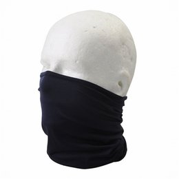 sunscreen cycling masks 2019 - Sunscreen Windproof Elastic Neck Hood Cover Cycling Riding Head Scarves Outdoor Sports Bandana Breathable Half Face Mask