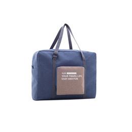 Packing cubes online shopping - Travel Bag Nylon Large Capacity Women Bag Folding Travel Bags Hand Luggage Packing Cubes Organizer