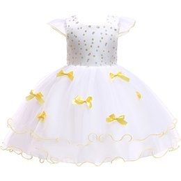 $enCountryForm.capitalKeyWord UK - Baby Girl Dress 1 Year Girl Baby Gown Princess Summer Wedding Party Birthday Dress for Kids Tutu Dresses Clothes Vestidos 0-6Y
