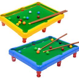 $enCountryForm.capitalKeyWord NZ - Mini American style Pool Table Kids Educational interaction Toys Parent-children Toys Mini Pool Balls Tabletop Kids Toy