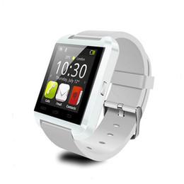 $enCountryForm.capitalKeyWord UK - Original U8 Smart Watch Bluetooth Electronic Smart Wristwatch For Apple IOS Watch Android Smart Phone Watch PK GT08 DZ09 A1 M26 T8
