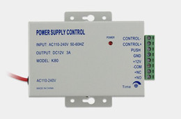 DC 12V 3A New Door Access Control system Switch Power Supply AC 110~240V Delay time max 15 second on Sale