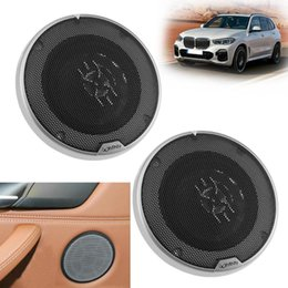 "car speakers door Australia - 1Pair 4"" 300W Car Stereo Coaxial Speakers Vehicle Door Auto Music Audio Systems Treble Loudspeakers Cars Replacement Horn"