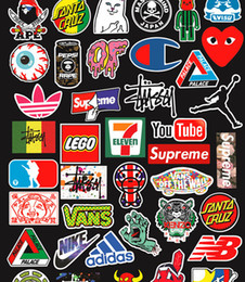 100 PCS Set Car Stickers Car Accessories Cool Waterproof Stickers for Suitcase Laptop Bike Motorcycle Helmet Graffiti Stickers TH004 from tsi stickers manufacturers