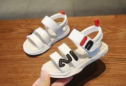 Опт Роскошные туфли сухожилия мальчики сандалии летние сандалии детские подарки бесплатная доставка