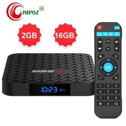 $enCountryForm.capitalKeyWord Australia - Original M9S MAX 2GB 16GB Android 7.1 TV Box Amlogic S905W Support IPTV HDMI Streaming Media Player Better X96 TX3 H96 Mini Plus