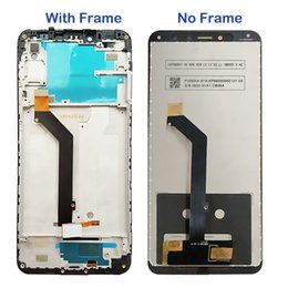 Lcd Touch Screen S2 Australia - LCD For Xiaomi Redmi S2 LCD Display Touch Screen Digitizer Replacement For Xiaomi Redmi Y2 Screen Replacement Pancel Frame