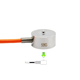 Mini Micro Button Type Pressure Sensors Compression Load Cell Sensor Stanless Steel on Sale