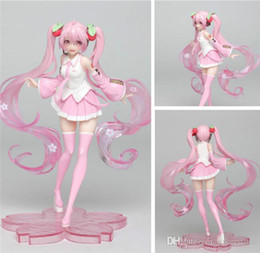 $enCountryForm.capitalKeyWord Australia - Hatsune Miku Cherry Blossoms Sexy Anime Action Figure Art Girl Big Boobs Tokyo Japan Adult Products Doll Free Shipping Free Shipping