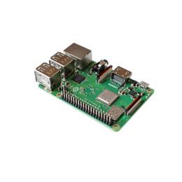 $enCountryForm.capitalKeyWord Australia - Freeshipping new original Raspberry Pi 3 Model B+ (plug) Built-in Broadcom 1.4GHz quad-core 64 bit processor Wifi etooth and USB Port