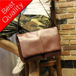 $enCountryForm.capitalKeyWord NZ - PU Leather Men Bag Business Men Messenger Bags Men's Shoulder Bags Men Cross Body Bag 2016 New handbag