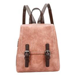 Lace Backpacks Australia - Fashion High Quality Pu Leather Backpacks Women Backpack European And American Style Girls Female School Shoulder Bags 408839