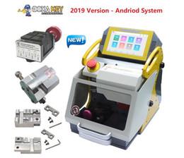 Laser key cutting online shopping - Best SEC E9 Automatic Car Key Making Machine Laser Key Cutting Machine For Sale New Key Duplicator