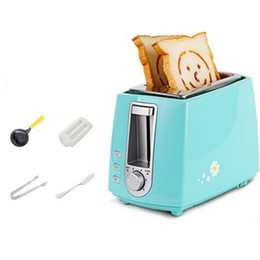 $enCountryForm.capitalKeyWord NZ - DMWD 6 Gear 220V Home Electric Toaster 2 Slices Bread Oven Automatic Breakfast Maker With Dustproof Lid Egg Mold Bread Clip