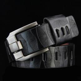 Men forMal suits belts online shopping - Formal Suit Trousers Belt Pin buckle strap Belts Genuine Luxury Leather Men Belts For Men Strap Male Pin Buckle Masculino