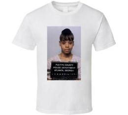 $enCountryForm.capitalKeyWord NZ - Lisa Left Eye Tlc Member Mug Shot Music Fan T Shirt