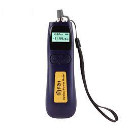 Wholesale FHP12A Handheld Mini Fiber Optical Power Meter Grandway Telecommuniation OPM -70~+10dBm