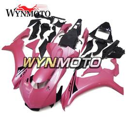 $enCountryForm.capitalKeyWord Australia - Motorcycle Fairings For Yamaha YZF 1000 R1 2015 2016 ABS Plastic Injection motorbike cowlings Covers Sportbike Pink Kits