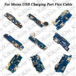 Flex Charger Australia - KiKiss For Meizu MX3 MX4 MX4Pro U10 U20 2 3 3S 5 Charging Port Charger Port Dock Board USB Flex Cable Ribbon with Microphone