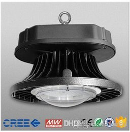 high bay lights fixtures Australia - UFO led high bay light smd2525 cree Led industrial canopy lights 80W 100W 120W 150W wareshouse lighting fixture