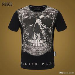Man War Model Australia - 2019 Mix 22 model Brand Skull T-shirt Men Military T-shirts 3d Metal Shirt Print Flame Tshirts Casual War Anime Clothes Short Sleeve T shir