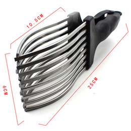 Wholesale Outdoor Bbq Stainless Steel Clip Bread Clip Outdoor Bbq Ham Camping Roast Meat Shovel Kitchen Tools