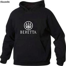 Hunting Hoodies online shopping - Beretta Shotgun Firearm Hunting Men Women Unisex Top Hoodie Sweatshirt