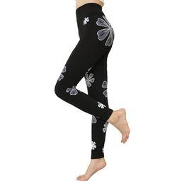 $enCountryForm.capitalKeyWord Australia - Women Seamless Print Yoga Sports Tight Pants Hips High Waist Thread Pant Fashion Print Design Fashion Vogue Mulheres #3