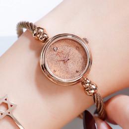 $enCountryForm.capitalKeyWord Australia - TT New Exquisite Creative Ladies Bracelet Watch Fashion Trend Light Luxury Temperament Wild Ins Wind Watch Tide