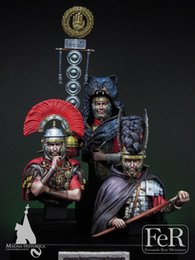 Figure Bust Australia - 1:12 BUST Resin Figure Model Kit The Might of Rome Unassambled Unpainted