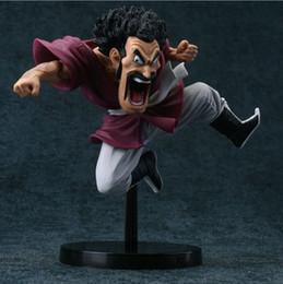 Toy Mr Australia - 14cm Classic Anime Dragon Ball Z Hercule Mark Action Figure Mr. Satan PVC Figure Model Toys