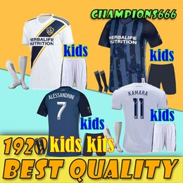 4ccce5d36fb Mls Jerseys Canada - 2019 MLS LA Galaxy Soccer Jersey KIDS Kit 19 20 Los  Angeles