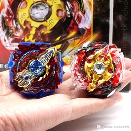 $enCountryForm.capitalKeyWord Australia - 2 Stlyes New fighting Spinning 4D Top Beyblade BURST B-86 B92 With Launcher And Original Box Metal Plastic Fusion gyro Toys For Children