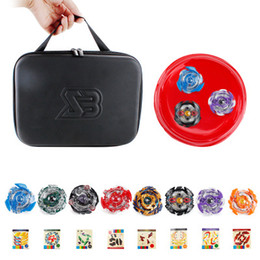mini beyblade battle NZ - Beyblade Set Gyro Kit Toy Battle Tops Case Toy Stadium Beyblades Burst Launcher Battle Set With Launchers Spinning Top Bey Toys For Kids