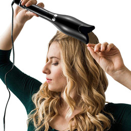$enCountryForm.capitalKeyWord Australia - Rose-shaped Multi-function Lcd Curling Iron Professional Hair Curler Styling Tools Curlers Wand Waver Curl Automatic Curly AirMX190821