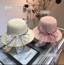 $enCountryForm.capitalKeyWord Australia - Luxury Designer Straw Hat Foldable Linen Breathable Fisherman Big Eaves Lady Summer Beach Holiday Sun 0624