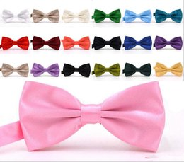Mens ties bowties online shopping - Bow Ties For Weddings Fashion Man And Women Neckties Mens Bow Ties Leisure Neckwear Bowties Adult Wedding Bow Tie In Stock Cheap