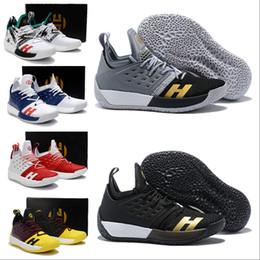 cc81d695c3ff mens training tops 2019 - 2019 New Top James Harden Vol.2 Basketball Shoes  Mens
