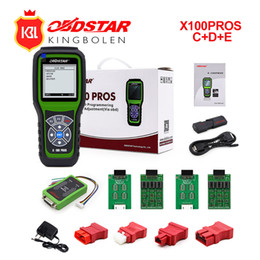 $enCountryForm.capitalKeyWord NZ - OBDStar Auto Key Programmer X100 PROS C+D+E model x-100 pros Key Programming Tool Support for Immobilizer +Odometer correction
