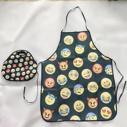 Cooler Handbags Australia - 2pcs set emoji 3D printing Insulated Neoprene Lunch Bags for kids women Tote Handbag lunch box cooler bag