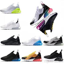 online store 40b7e b764a nike air max 270 27c airmax 2019Running Chaussures s Hommes Femmes  Formateur BE TRUE Hot Punch Triple Noir Blanc Oreo Teal Photo Bleu Baskets De  Sport ...