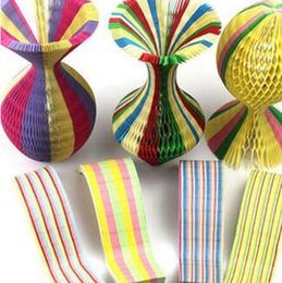 $enCountryForm.capitalKeyWord Australia - Thicker Fashion summer hats Magic Vase Paper Hats Handmade Folding Hat for Party Decorations Funny Paper Caps Travel Sun Hats