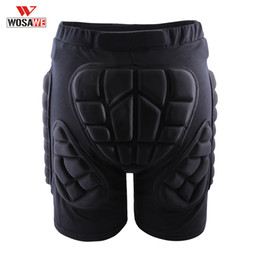 $enCountryForm.capitalKeyWord Australia - WOSAWE Motorcycle Shorts Motocross Pants Protective Gear Hip Pad MTB Shorts For Extreme Sports Snowboarding spodnie motocyklowe