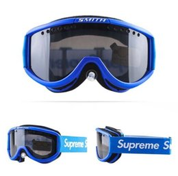$enCountryForm.capitalKeyWord Australia - 2019 New sup ski Goggles smith Cariboo OTG sup Ski Goggle Goggles Black and Blue Snow Sports Protective Gear