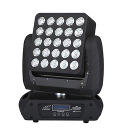 $enCountryForm.capitalKeyWord Australia - Dj Disco Light Professional Effect Maker 25pcs 12W RGBW 4 in 1 LED moving head light