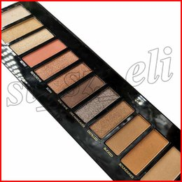 Professional 12 Colors Eyeshadow Makeup Palette Canada - New Face Makeup reloaded Eyeshadow Palette 12 Colors Professional Makeup brands Eye Shadow Palettes With Makeup Brushes