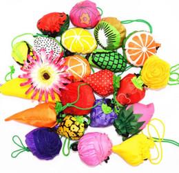 $enCountryForm.capitalKeyWord Australia - fruit eco shopping bag Grocery Bag Reusable Strawberry Storage Handbag Foldable Shopping Bags Travel Tote LJJK1677