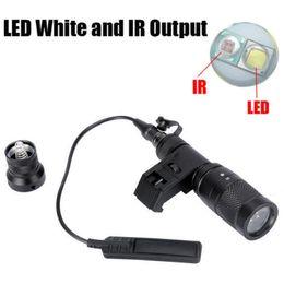 $enCountryForm.capitalKeyWord Australia - IFM M300V IR Light Weapon Gun Lamp Softair Tactical LED Flashlight Rifle Lanterna Airsoft Hunting Lights