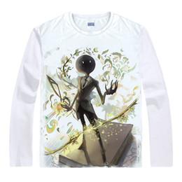 $enCountryForm.capitalKeyWord Australia - Deemo T-Shirts Multi-style Long Sleeve Shirts Deemo Last Recital Rhythm Deemo REBORN Cosplay Shirt